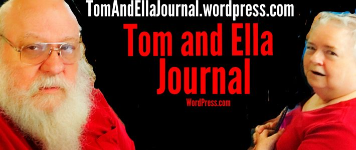 Tom and Ella Journal